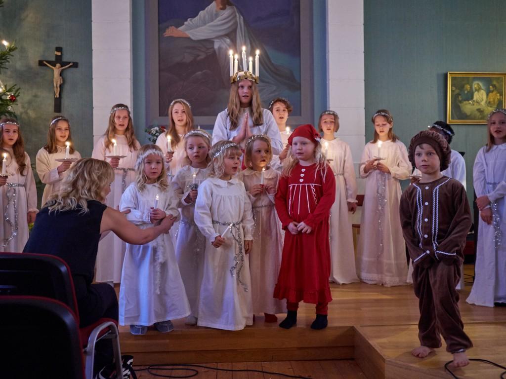 Barnens Julfest