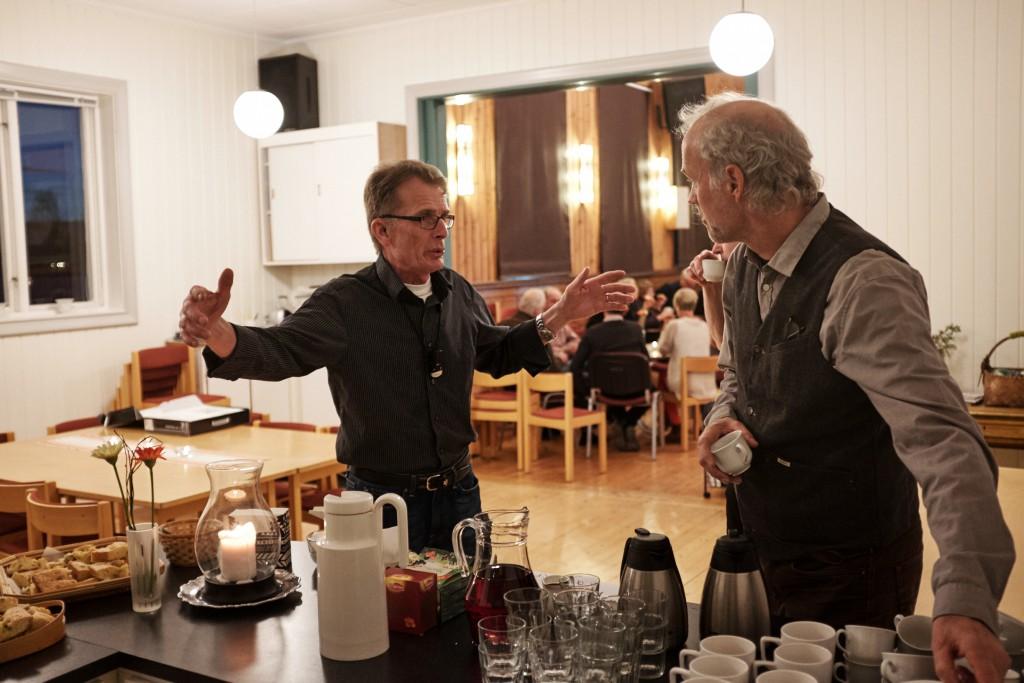 Bokcafe med Tomas Distler